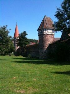 castle walls WDS