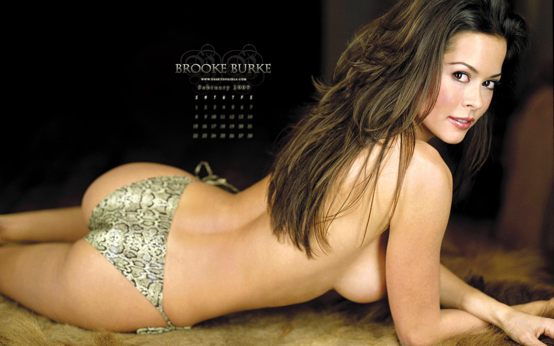 brooke burke vagina