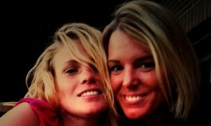 me and kait 2009